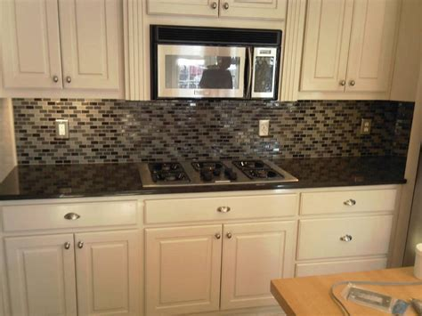 How To Install Backsplash Tile In Kitchen by Kitchen Wall Tile Backsplash Easy Install Kitchen