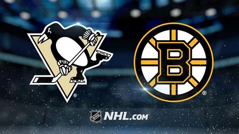 Pittsburgh penguins vs boston bruins 1/28/21 free nhl pick and prediction nhl betting tips the the pittsburgh penguins take on the boston bruins on april 1st, 2021. Bruins score five goals in rout of Penguins - YouTube