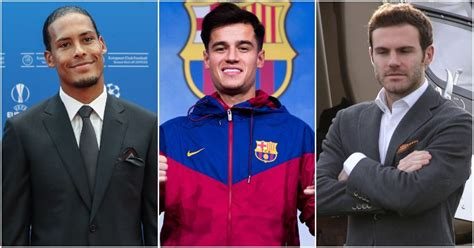 The 20 biggest January transfer window signings ever ...