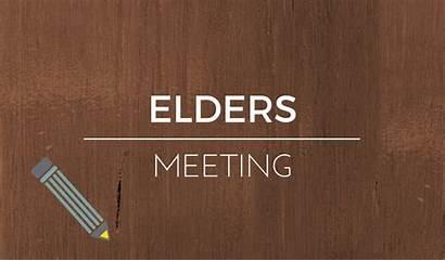Meeting Elders
