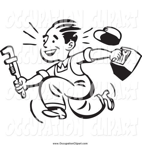 14785 plumber clipart black and white plumbing black and white clipart clipart suggest