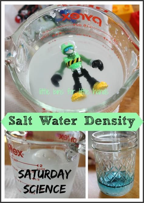 salt water density science experiment for science 741 | c35c43804dac0892969909a99cc031e4