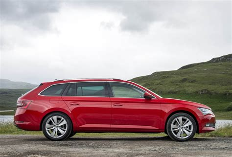 Skoda Superb Range-topping Laurin And Klement 4×4 Estate