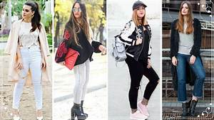 TRENDS 2018 FASHION | SPRING CASUAL OUTFIT IDEAS FOR WOMEN - YouTube