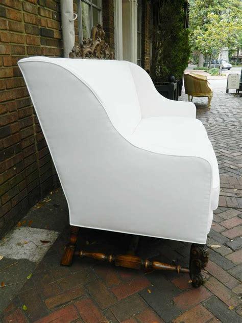 canapé italien sofa 19th century renaissance revival canape or sofa