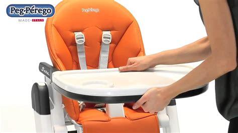chaise haute bébé peg perego chaise haute siesta peg perego