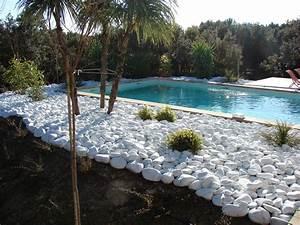 emejing tour de piscine en galet photos awesome interior With tour de piscine en galet