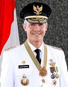 daftar gubernur jawa tengah wikipedia bahasa indonesia