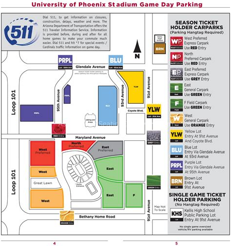 university  phoenix stadium glendale az seating chart