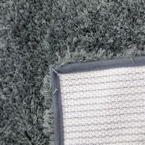 nestl bedding medium shaggy rug   slip rubber