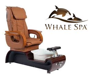 whale spa pedicure chair salon furnish