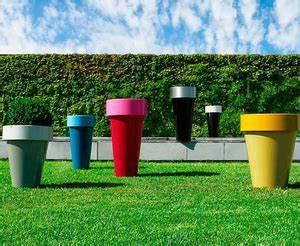 Pot De Fleur Grande Taille : gros pot de jardin pots exterieur jardin maison retraite champfleuri ~ Teatrodelosmanantiales.com Idées de Décoration