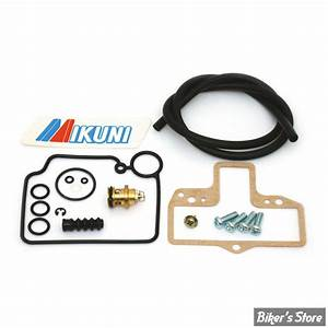 Kit De R U00e9paration - Carburateur Mikuni