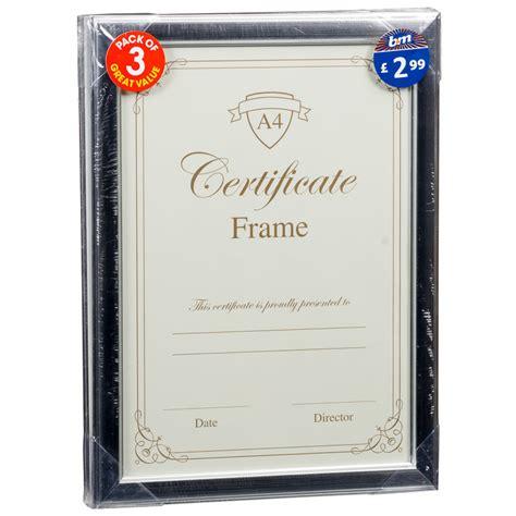 certificate frame pk silver photo frames frames