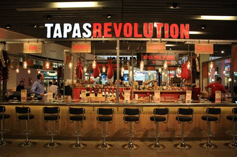 projects tapas revolution
