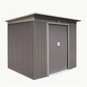 Gerätehaus Aus Metall : ger tehaus schuppen xl 4 8m aus metall g nstig kaufen ~ Eleganceandgraceweddings.com Haus und Dekorationen