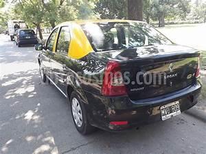 Renault Logan 1 6 Authentique Pack Ii Usado  2013  Color Negro Precio  320 000
