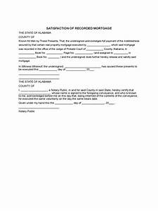 Mortgage Amortization Excel Satisfaction Of Mortgage Form 13 Free Templates In Pdf