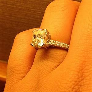 Whose engagement ring is the fanciest of all? | FAB ...