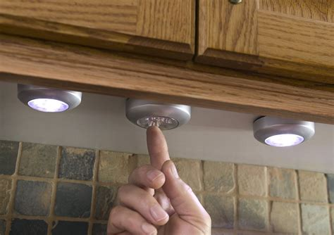 kitchen cabinet lighting battery operated battery operated counter lighting lighting ideas 9530
