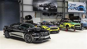Ford Mustang RTR Behind The Scenes