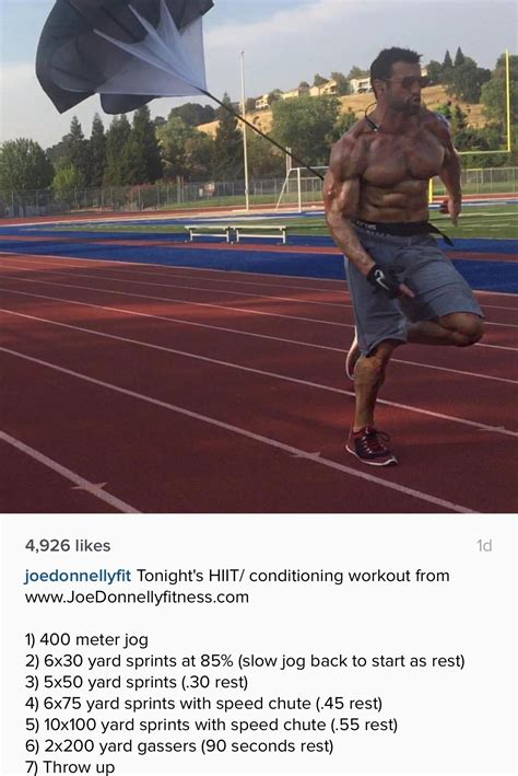 Best Workout Tracks Joe Donnelly Sprint Workout Fitness Exercice