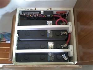 Starting Battery Location