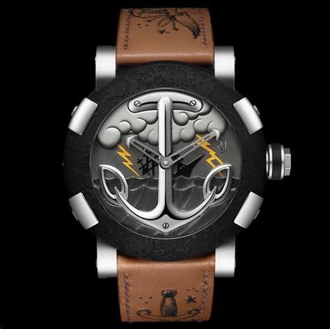 edgy nautical watches nautical