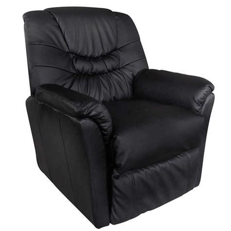 si鑒e chauffant massant articoli per poltrona relax massaggio noa reclinabile nera vidaxl it