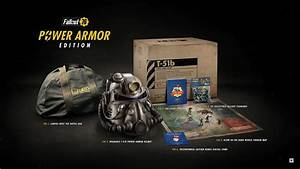 Fallout 7639s Collectors Edition Includes A Wearable Helmet