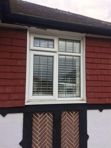 white pvcu casement windows  morden sci windows
