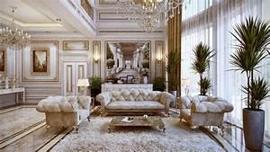 Franzsische Luxus Einrichtung 5 Edle Wohnung Designs