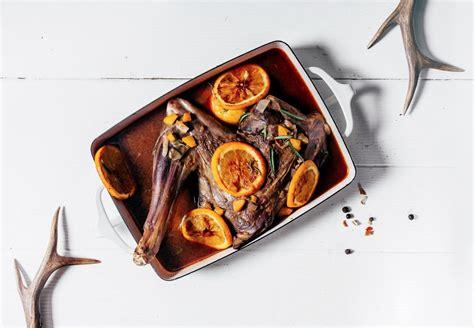 cuisiner le chevreuil recettes de chevreuil de noël