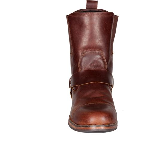 mens brown leather motorcycle boots spada kensington motorcycle boots brown leather motorbike