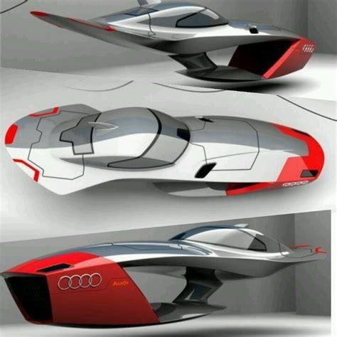 Audi Flying Car by Audi Calamaro Flying Car Concept Transportation