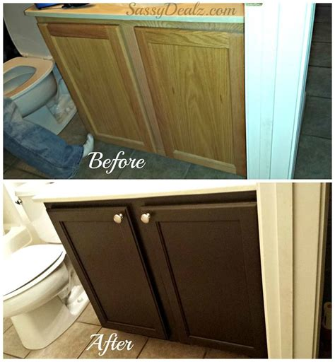 1000+ Ideas About Cabinet Transformations On Pinterest