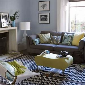 Livingroom 8 design ideas in gray interior decorating for Living room color ideas with grey couches