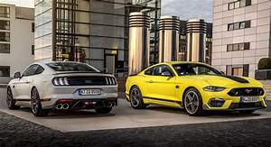 New Ford Mustang Mach 1 Lands In Europe With Manual Option, But Loses Nearly 30HP In The Process ...