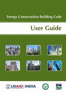Ecbc User Guide