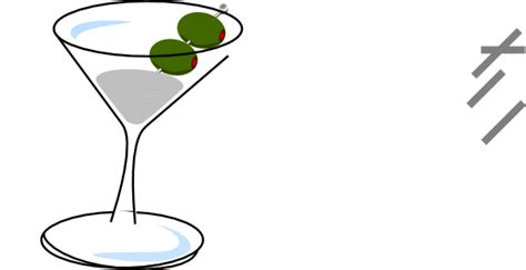 martini olive clipart martini with olives clip art at clker com vector clip