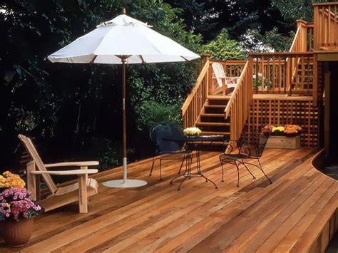Best Deck Flooring