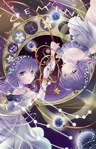 Gemini [Zodiacal Constellations] by Ayasal on DeviantArt
