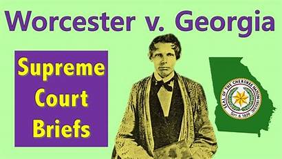 Worcester Georgia Clipart Constitution Court Supreme Webstockreview
