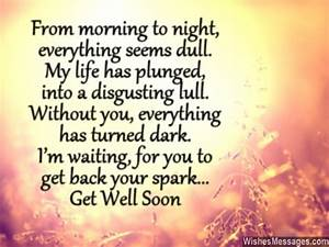 Get Well Soon Messages for Friends: Quotes and Wishes ...