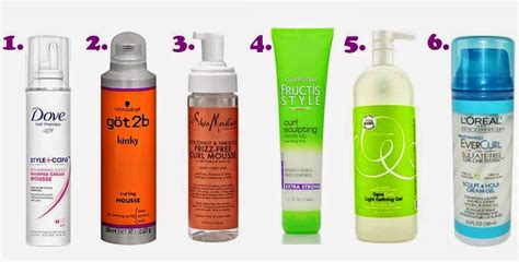 best hair products for styling poofygypsy best styling products for naturally curly hair 4228