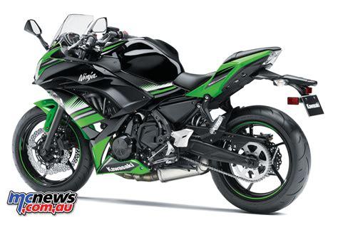 Kawasaki's New For 2017 Ninja 650