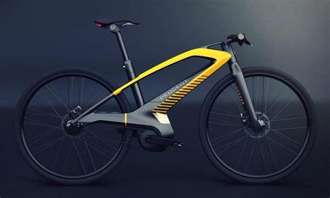 Peugeot Bike Models by Peugeot Edl 132 Concept E Bike