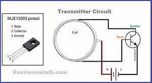 Wireless Power Transfer Circuit With Its Working