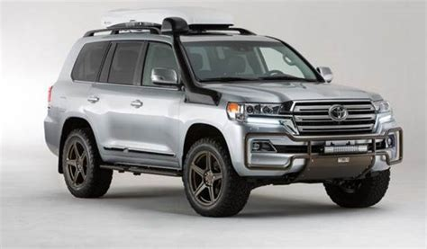 2019 Toyota Land Cruiser Price, Specs, Release Date