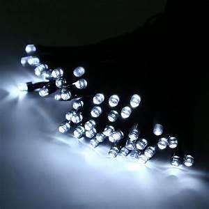 Led Lichterkette Draußen : solar lichterkette 100 500 led dekodraht au en innen kette ~ Watch28wear.com Haus und Dekorationen